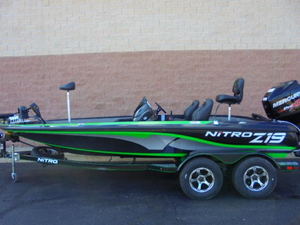 New Nitro Z 19 Pro PackZ 19 Pro Pack Bass Boat For Sale