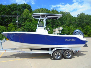 New Nauticstar 20XS Center Console Fishing Boat For Sale
