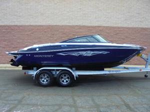 New Monterey 204FSX Bowrider Boat For Sale