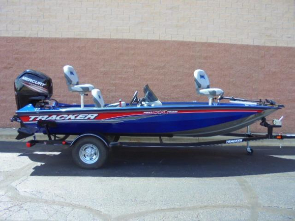 New Tracker Pro Team 175 TF Aluminum Fishing Boat For Sale
