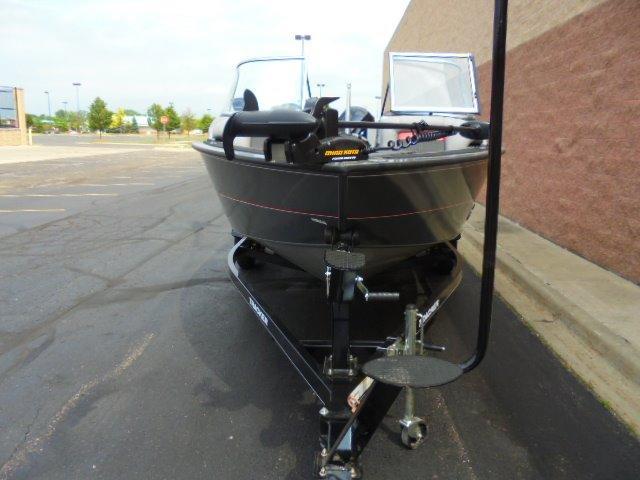 2016 New Tracker Targa V 18 Combo Aluminum Fishing Boat