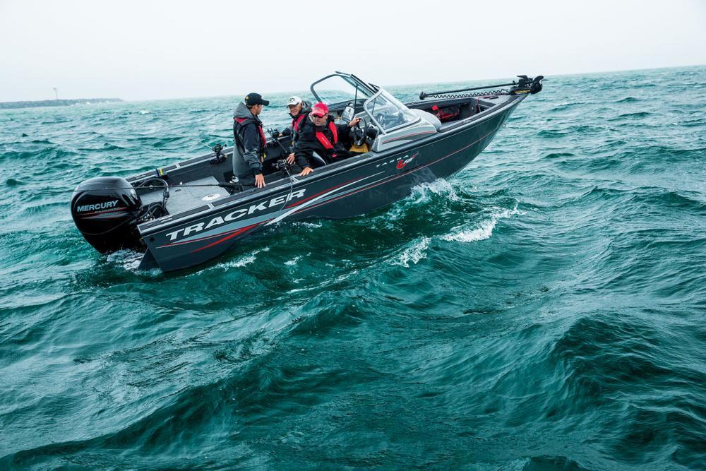 2016 new tracker targa v 18 wt aluminum fishing boat for for Tracker fishing boats