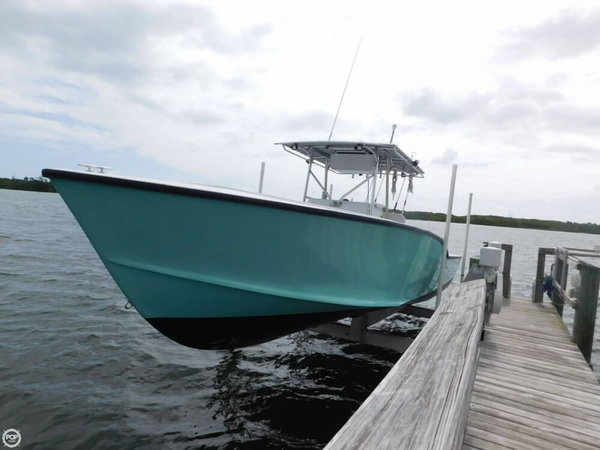 Used Ocean Master 31 Center Console Fishing Boat For Sale