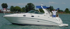 Used Sea Ray 280 Sundancer (JSS) Cruiser Boat For Sale