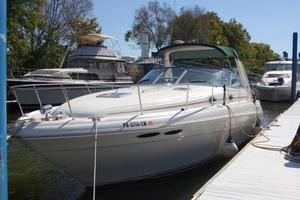 Used Sea Ray 340 Sundancer (JSS) Cruiser Boat For Sale