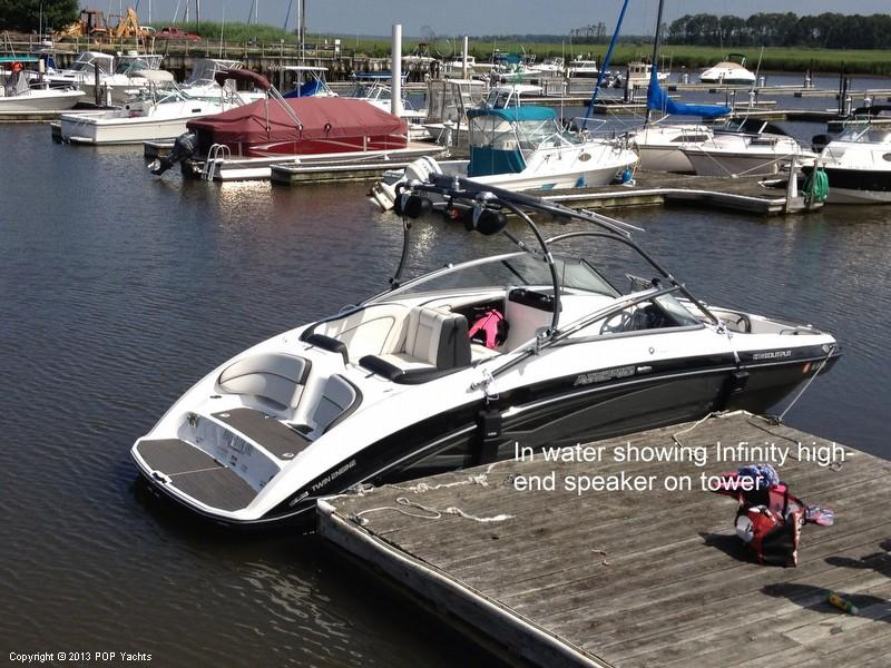 2013 used yamaha ar240 jet boat for sale 49 950 south for Yamaha 24 boat
