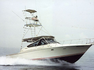 Used Blackfin Combi Sport Fisher (FMC) Sports Fishing Boat For Sale
