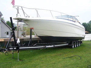 Used Wellcraft Martinique 3600 (SRG) Express Cruiser Boat For Sale