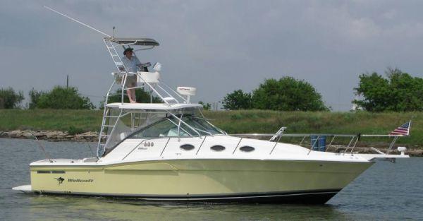 Used Wellcraft 330 Coastal (PJE) Sports Fishing Boat For Sale