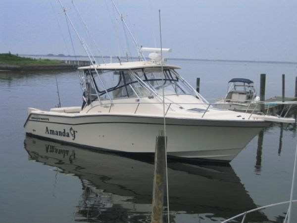 Used Grady-White 330 Express (SRG) Sports Fishing Boat For Sale