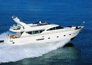 Used Spertini Alalunga 78 (SWJ) Motor Yacht For Sale