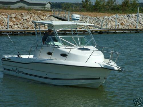 Used Sea Sport 2844 Walk Around (GXH) Walkaround Fishing Boat For Sale