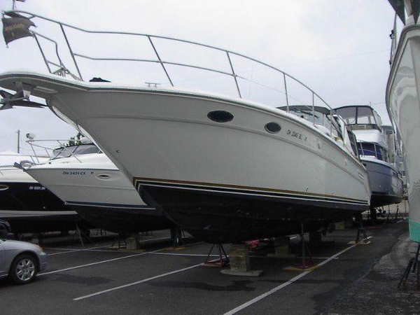 Used Sea Ray 37EC (SRG) Express Cruiser Boat For Sale