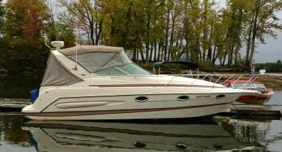 Used Maxum 2900 SCR (GXH) Cruiser Boat For Sale