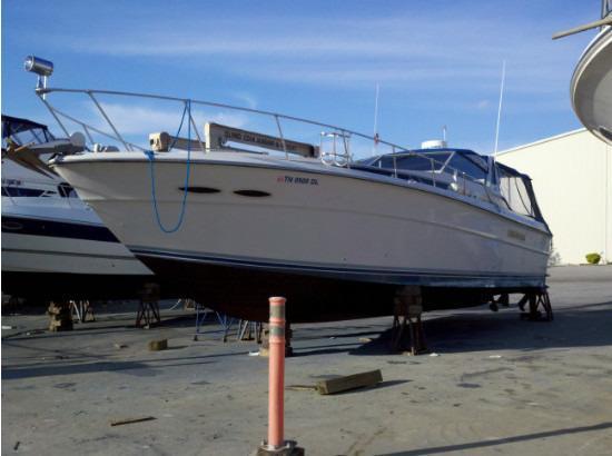 Used Sea Ray 390 EC (CFBM) Cruiser Boat For Sale
