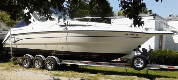 Used Chaparral Cruiser Boat For Sale
