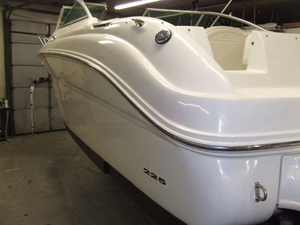 Used Sea Ray 225 Weekender (SCL) Cuddy Cabin Boat For Sale