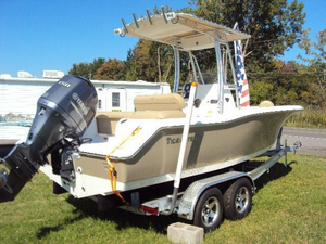 New Tidewater 210 LXE (SCL) Center Console Fishing Boat For Sale
