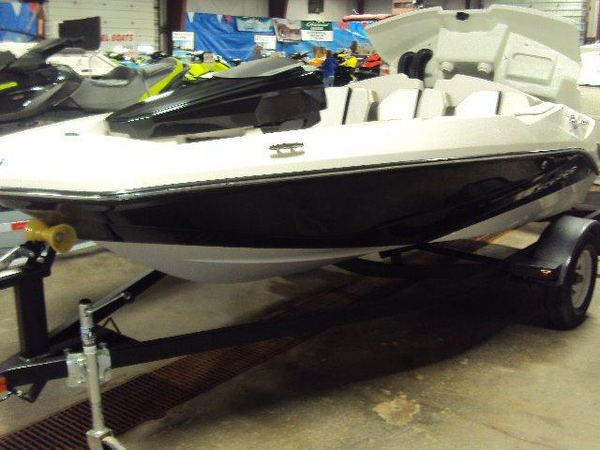 New Scarab 165 (SCL) Jet Boat For Sale