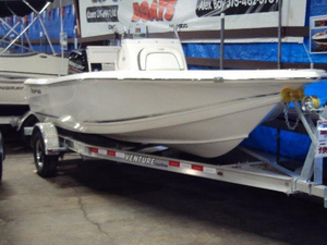 Used Tidewater 170 CC Center Console Fishing Boat For Sale