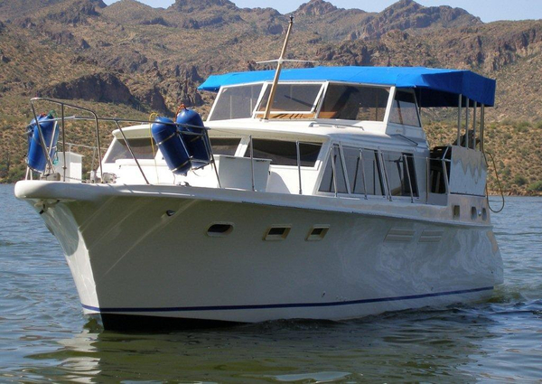 Used Hatteras 41 TC Motoryacht Motor Yacht For Sale