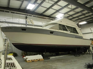 Used Silverton 40 Convertible (SRG) Convertible Fishing Boat For Sale