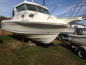 Used Sportcraft 272 Hardtop (SRG) Sports Fishing Boat For Sale