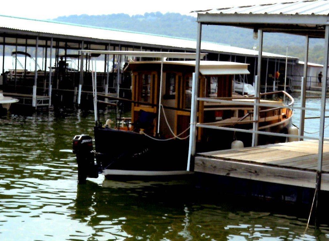 1999 used custom built pilot house double enderdouble for Pilot house fishing boats
