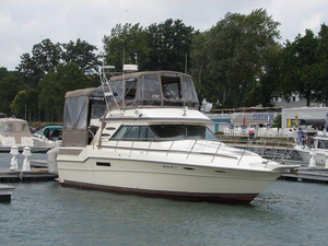 Used Sea Ray 410 Aft Cabin (SRG) Aft Cabin Boat For Sale