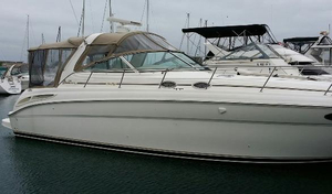 Used Sea Ray 380 Sundancer (SRG) Express Cruiser Boat For Sale