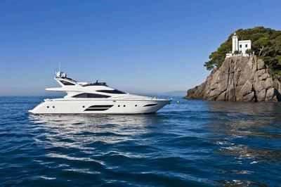 New Dominator 720 (JSS) Flybridge Boat For Sale