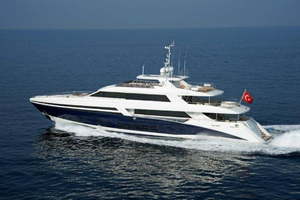New Bilgin 145 MY (JFR) Mega Yacht For Sale