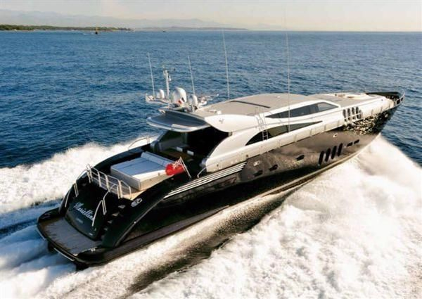 Used Leopard 34m (SWJ) Motor Yacht For Sale