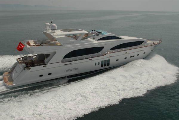 Used Bilgin Motor Yacht (JFR) Motor Yacht For Sale
