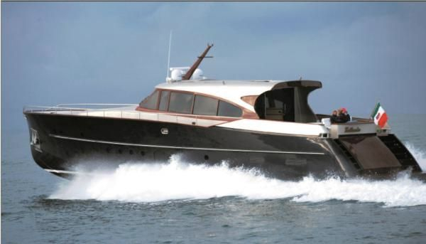 Used Navali 80 Open (SWJ) Express Cruiser Boat For Sale
