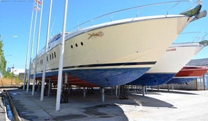 Used Dp 80 Express (SWJ) Motor Yacht For Sale
