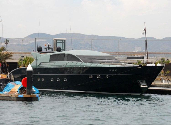 Used Technomar MY (SWJ) Motor Yacht For Sale