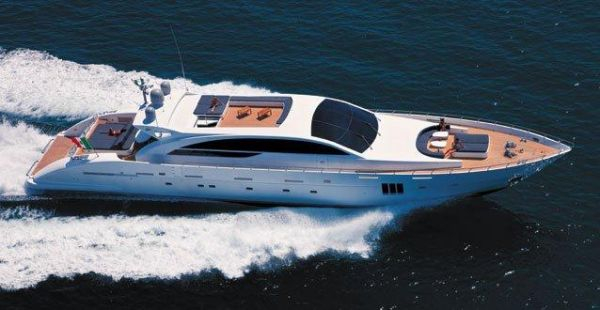 New Tecnomar 36 Velvet (SWJ) Motor Yacht For Sale