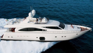 Used Ferretti Yachts 830 (SWJ) Motor Yacht For Sale