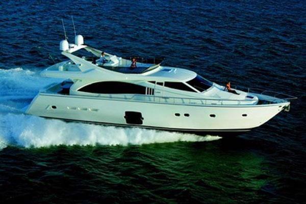 Used Ferretti Yachts 731 (SWJ) Motor Yacht For Sale