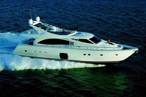 Used Ferretti Yachts 731 (SWJ) Motor Yacht For Sale
