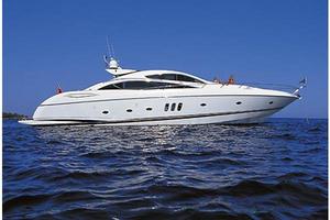 Used Sunseeker Predator 82Predator 82 Mega Yacht For Sale