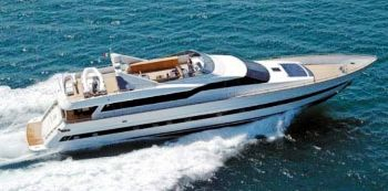 Used Tecnomar MY (SWJ) Motor Yacht For Sale