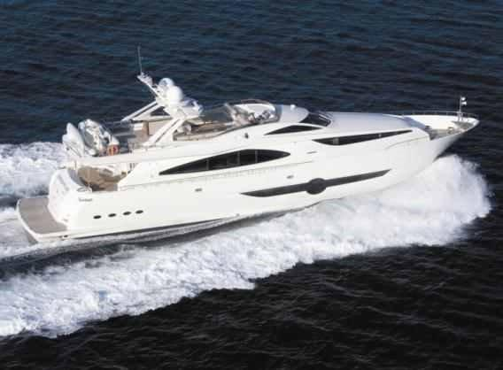 New Numarine 102 (JSS) Flybridge Boat For Sale