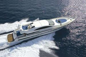 Used Cerri 86 (JSS) Flybridge Boat For Sale