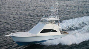 Used Ocean 58 Super Sport (JSS) Sports Fishing Boat For Sale
