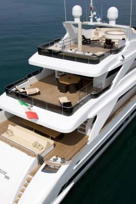 Used Tecnomar 43m (SWJ) Motor Yacht For Sale