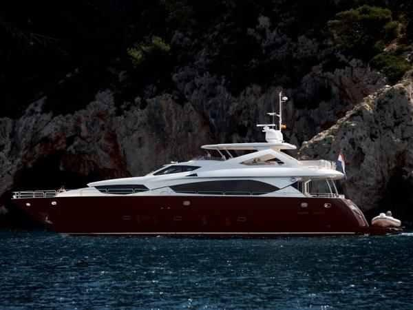 Used Sunseeker 30 Metre Yacht Mega Yacht For Sale