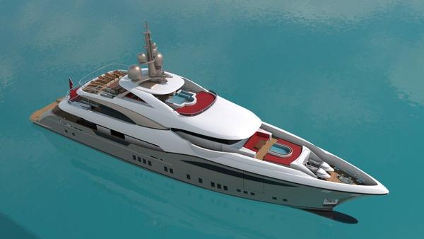 New Bilgin 156 Yacht Mega Yacht For Sale