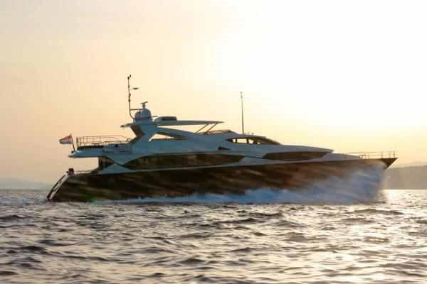 Used Sunseeker 34 Metre Yacht Mega Yacht For Sale